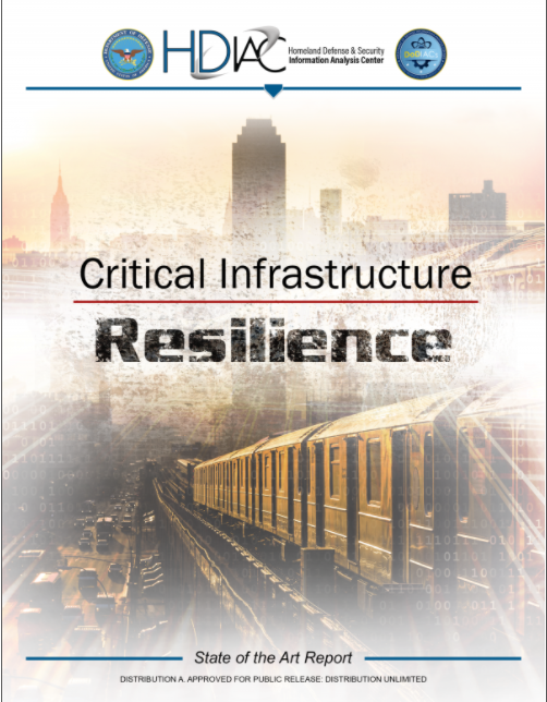 Critical Infrastructure Resilience