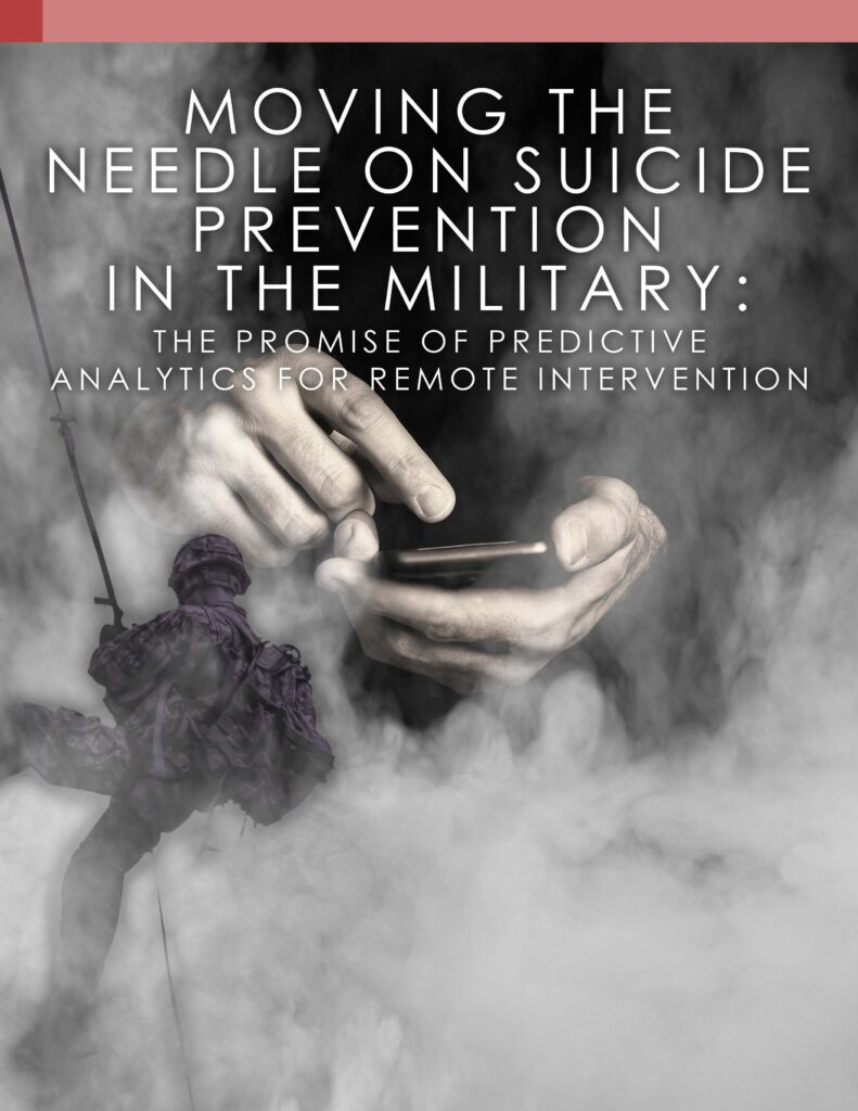 Moving the Needle on Suicide Prevention Featured Image