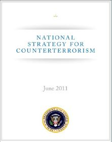 Cover of the National Strategy for Counterrorism (Courtesy of The White House/Released)