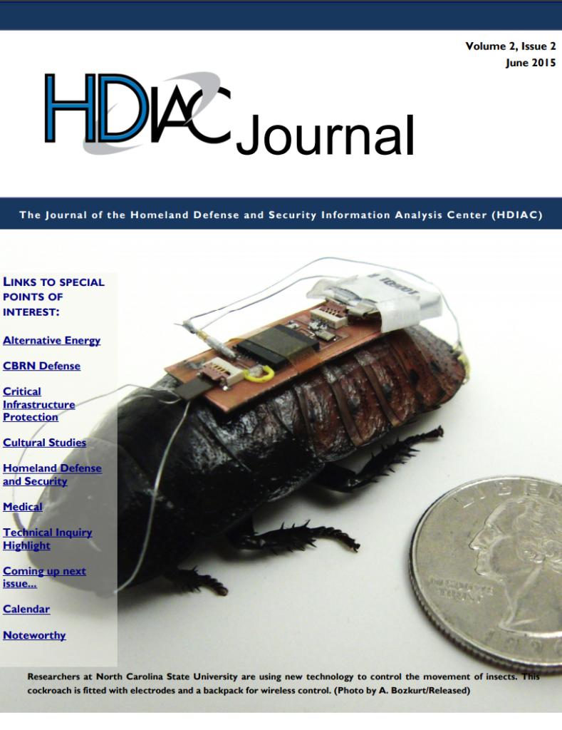 HDIAC Journal Summer 2015 - Volume 2 Issue 2