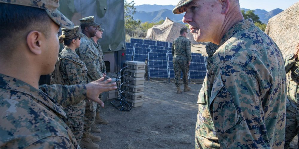 Source: DVIDS, https://www.dvidshub.net/image/4835928/mef-marines-brief-cg-during-command-post-exercise