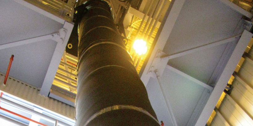 AC-100M Centrifuge (Source:  Office of Nuclear Energy).