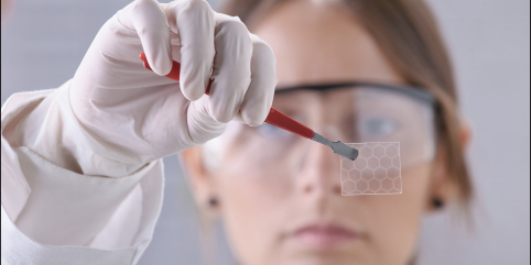 Breakthrough with New Technique for Graphene Production