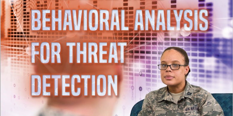 Near Real Time Behavioral Analysis for Threat Detection